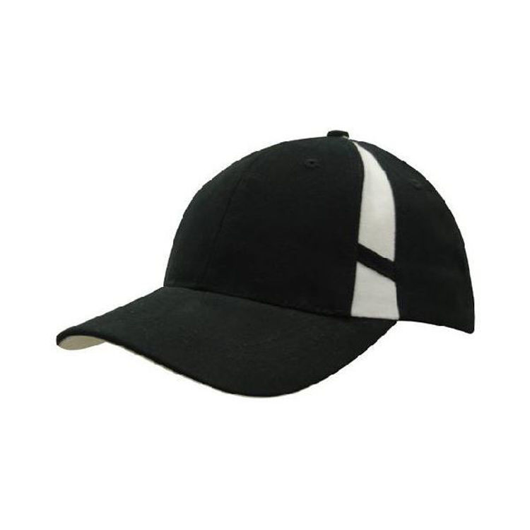 Picture of 6PNL Cap with Crown Inserts