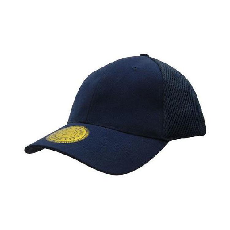 Picture of 6PNL Mesh w/Sandwich Dream Fit Cap