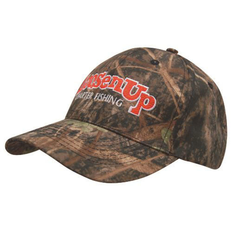 Picture of 6Pnl True Timber Conceal Green Camo Cap