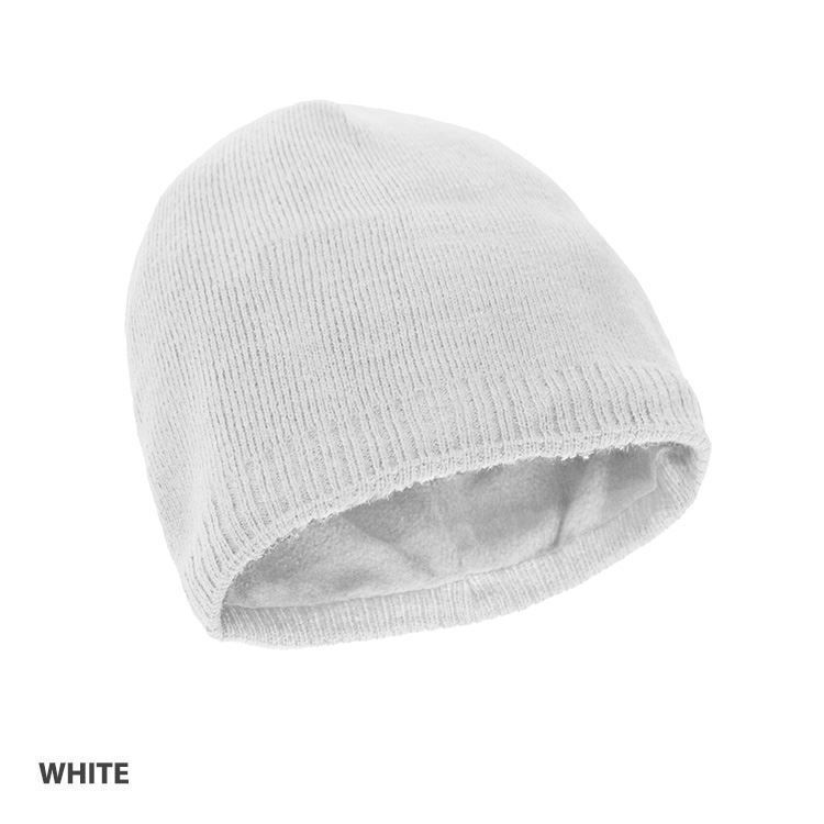 Picture of Acrylic/Polar Fleece Beanie