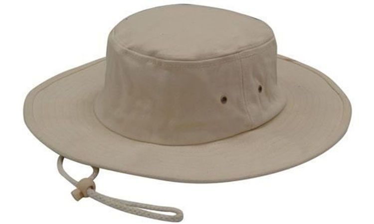 Picture of Brushed Heavy Cotton Hat