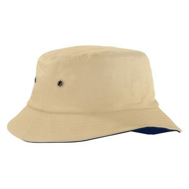 Picture of BUCKET HAT CONTRAST UNDER BRIM