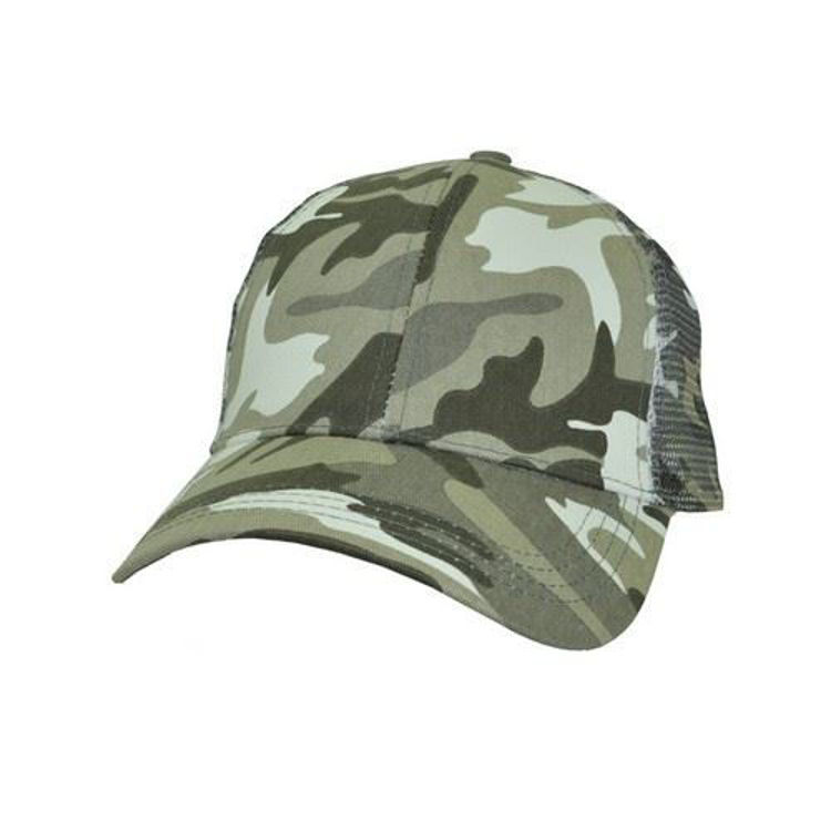 Picture of Camo 6-Panel