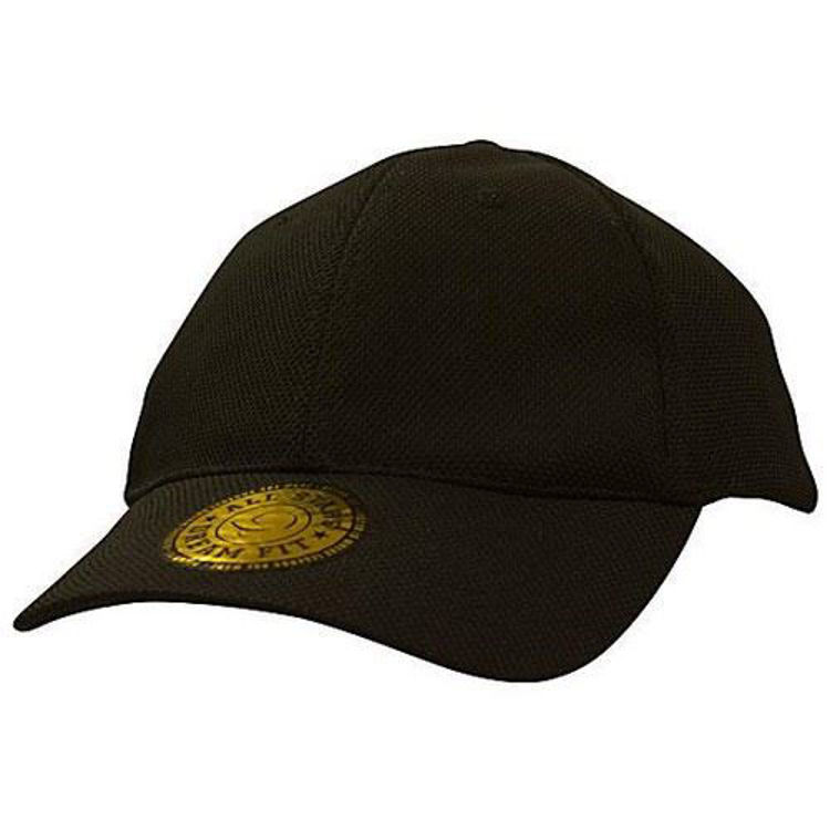 """Picture of Double Pique Mesh """"Dream Fit"""" Fitted Cap"""