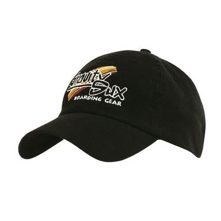Picture of Enzyme Washed Fitted Cap