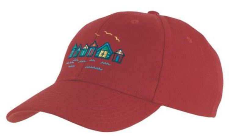 Picture of Premium American Twill College Cap