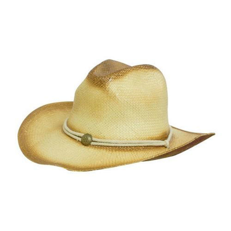 Picture of Sprayed Cowboy Straw