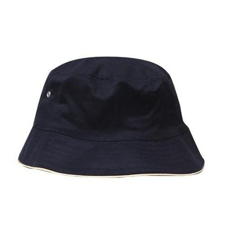 Picture of Brushed Sports Twill Bucket Hat