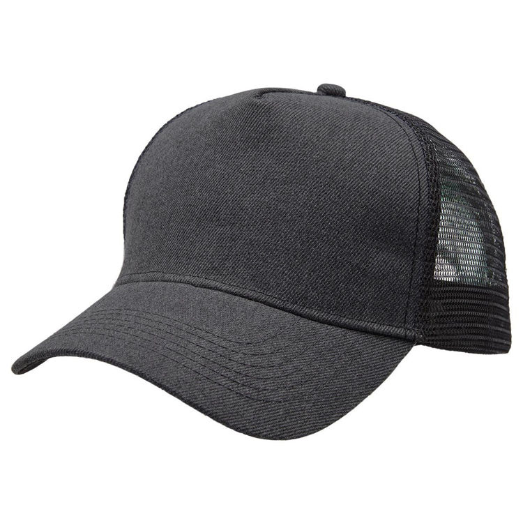 Picture of Heathered Mesh Trucker