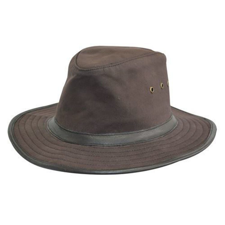 Picture of Southerner Oilskin hat