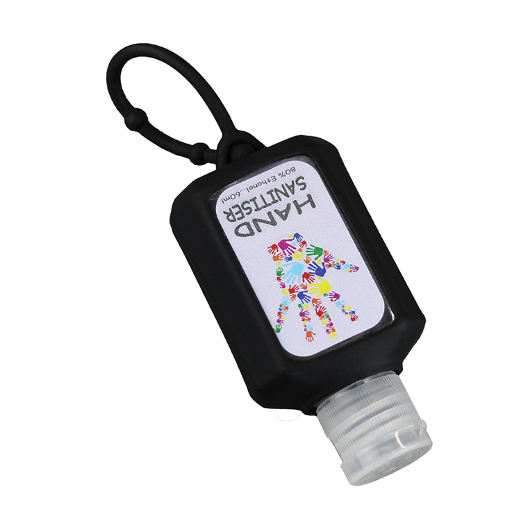 Picture of Hand Sanitizer 60ml in Silicone Case